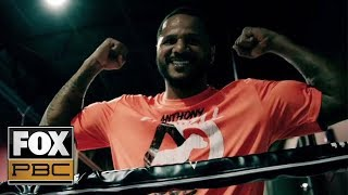 Anthony Dirrell goes in-depth on his battle with cancer | PBC ON FOX