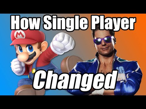 The History Of Fighting Game Single Player