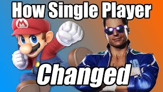 How Fighting Game Single Player Changed Over Time
