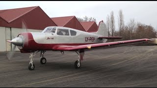 Skymonkeyyys: Yak-18 aerobatics