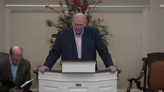 Guntersville Church of Christ January 12, 2019