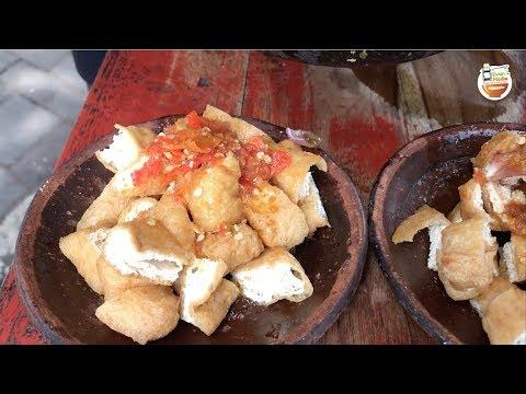 Tragiss Pedasnya Tahu Gejrot Super Pedas Kuliner Jogja Street Food Bikinngiler