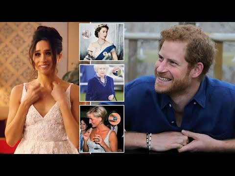 Why Meghan Markle's Engagement Ring Will Not Be a Family Heirloom