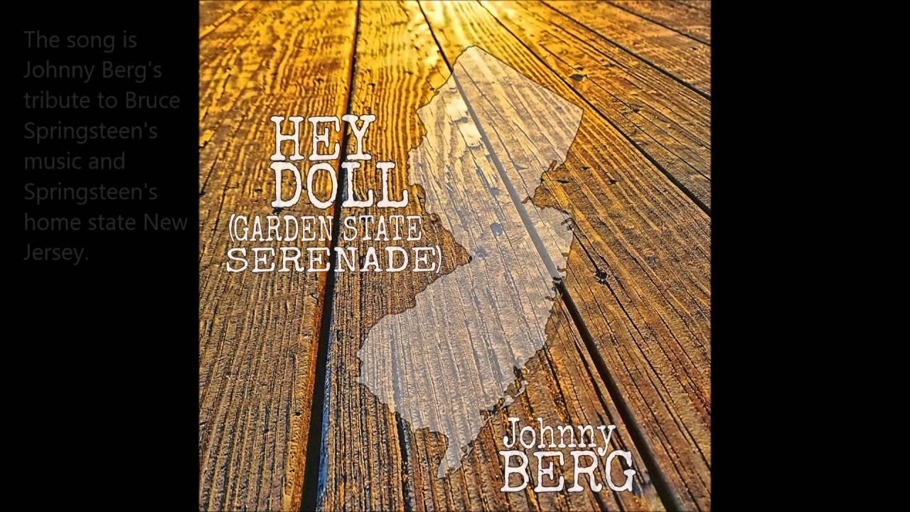 Hey Doll (Garden State Serenade) by Johnny Berg - (YouTube-promo ...