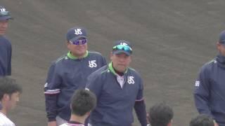 【プロ野球】沖縄キャンプ初日におもいっきりスベる野村克則バッテリーコーチ