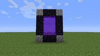 Minecraft วิธีทำประตูนรกโดยไม่ใช่ที่ขุดเพชร