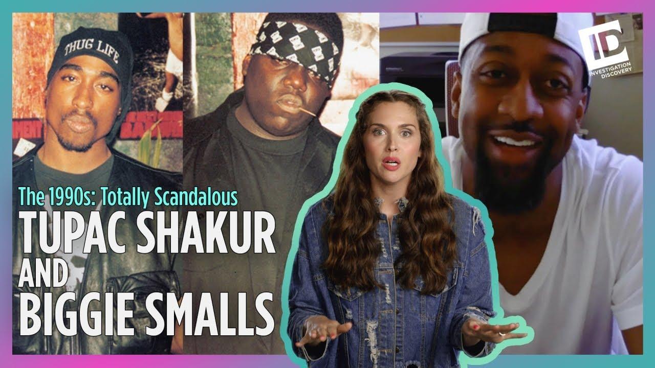 Jaleel White Breaks Down Tupac and Biggie's Shocking Murders | The 1990s:  Totally Scandalous