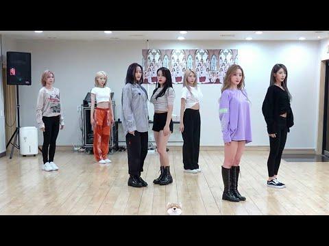 [DREAMCATCHER - Deja Vu] Dance Practice Mirrored