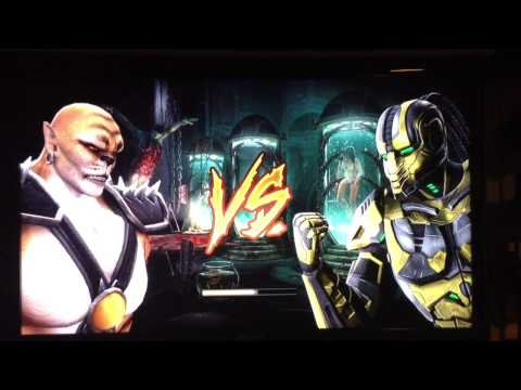 Unlock Everything in Mortal Kombat 9