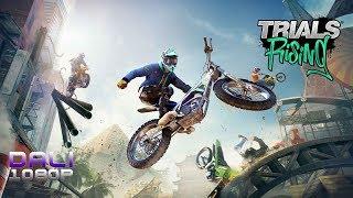 Trials Rising Closed Beta pc gameplay 1080p 60fps