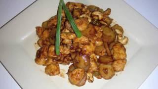 Cashew Chicken Recipe - Chinese Food