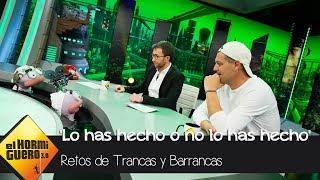 Las revelaciones más íntimas de Frank Cuesta a Trancas y Barrancas - El Hormiguero 3.0