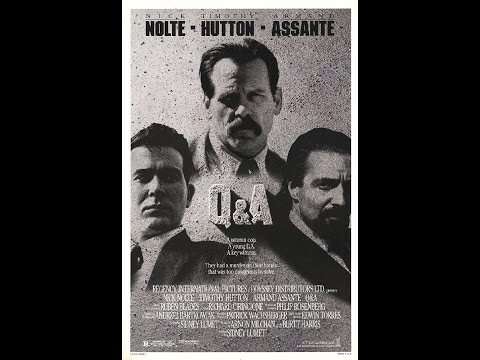 Q & A (1990) Nick Nolte Movie Review