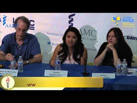 Public Health Admissions Panel #1 (2014)