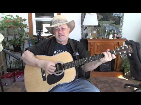 1109 - Old Dogs Children and Watermellon Wine - Tom T Hall cover with chords and lyrics