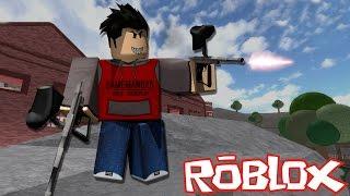 ¡YA ESTÁ ISADO! Roblox Mad Paintball 2 ¡¡¡Nuevo!!!