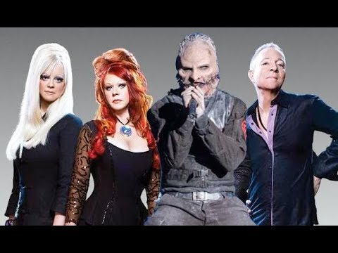 Slipknot and The B-52s -