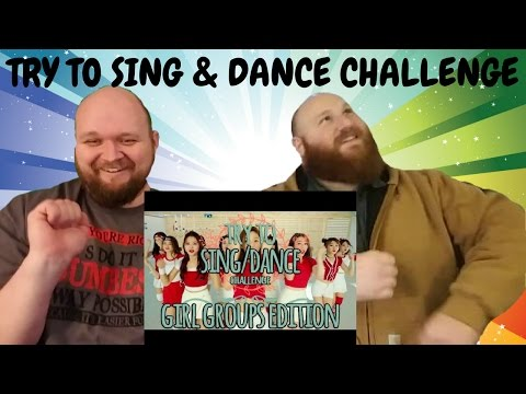 TRY TO SING/DANCE ALL THE SONGS CHALLENGE [Kpop Girl Groups Edition]