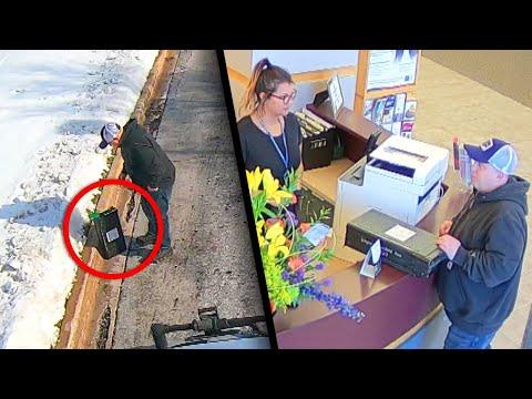 Honey German - Extra Honest Man Returns $27,000 In Cash He Found On The Street