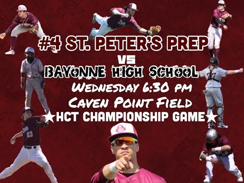 Hudson County Championship: Bayonne vs. Saint Peters Prep