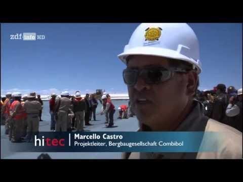 Lithium: Das weisse Gold aus Bolivien - Ausschnitt einer Dokumentation von NZZ Format