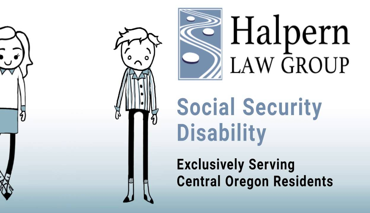 Halpern Law Group Social Security Disability Bend Or