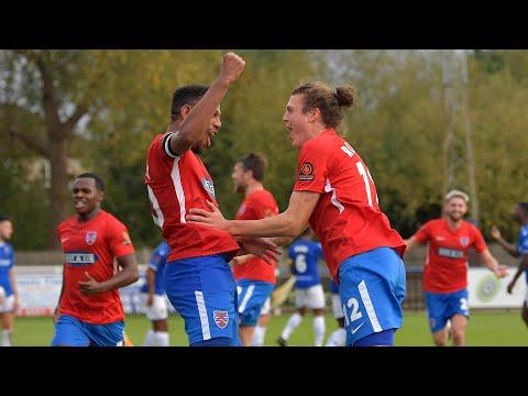 Wealdstone Dagenham & Red. Goals And Highlights