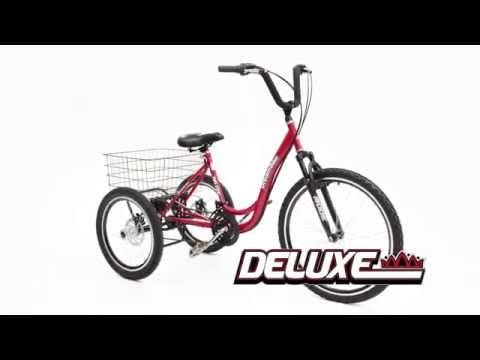 e0d08462212 Montagem do Kit Triciclo Completo - YouTube