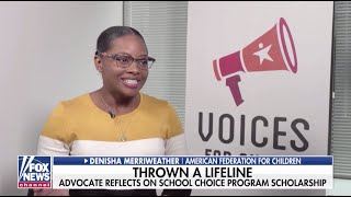 Denisha Merriweather on Fox News' Special Report
