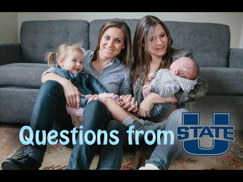 USU Questions for a LGBT family