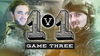 Syndicate vs Ali-A | 1v1 Challenge! [GAME 3] (Call of Duty: Mw2)