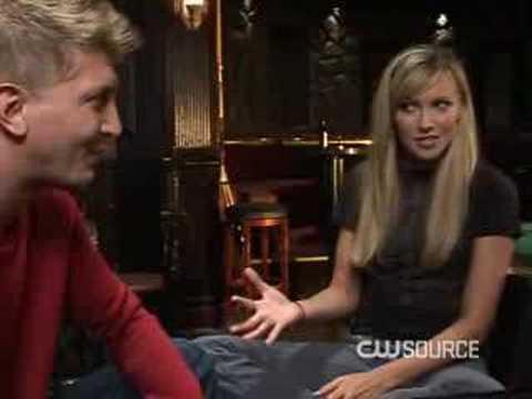 Katie Cassidy and Jared Padalecki / Supernatural Pranks