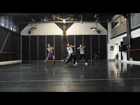JFH Dance Class at Sydney Dance Company