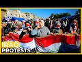 Iraqi protester: 'We did not vote for Iranian gov't'