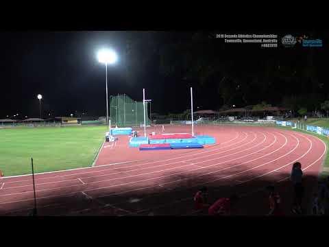 LIVE - 2019 Oceania Athletics Championships - Day 3 (Thursday)