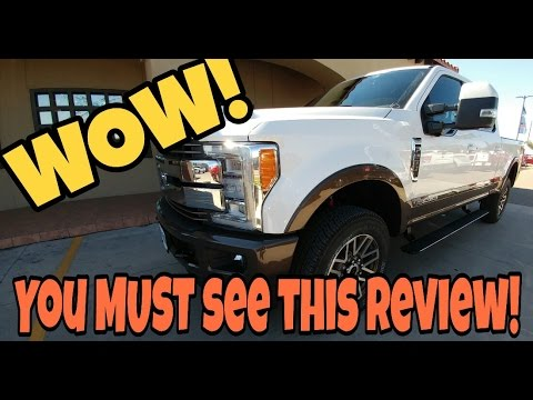 2017 F250 King Ranch! Hard not to be biased! Seriously...