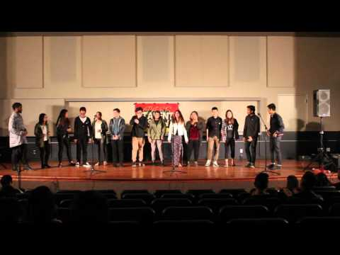 [PASS Talent Show 2016] Uniting Voices sings!