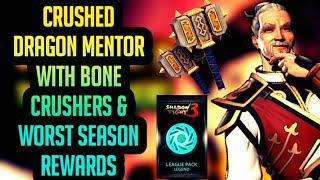 Shadow Fight 3 Legend Season 7 Rewards & Dragon Lesson Event Regular