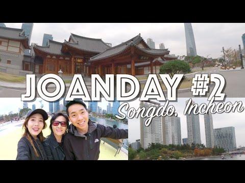 Birthday Getaway to Songdo, Incheon | JOANDAY #2