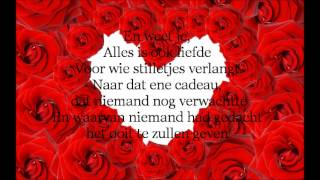 Bløf - Alles is Liefde (lyrics)