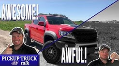 5 Good/Bad Things about 2019 Chevrolet Colorado ZR2 Bison