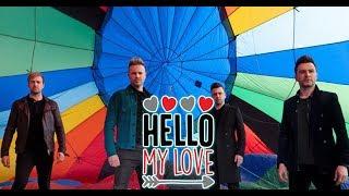 Gambar cover Hello My Love - Westlife (2019) || Lyrics Vietsub
