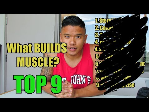 How to Build Muscle | Top 9 MOST important things