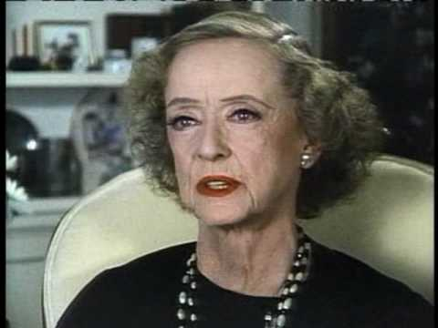 "BETTE DAVIS ""A BASICALLY BENEVOLENT VOLCANO"" BBC 1983 (2/8)"