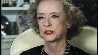 "BETTE DAVIS ""A BASICALLY BENEVOLENT VOLCANO"" BBC 1983 (2/8)"