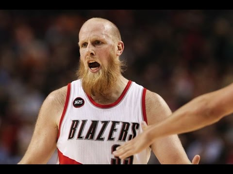 Chris Kaman Blazers 2015 Season Highlights