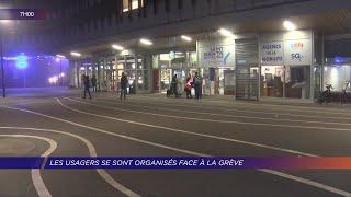Yvelines | Les usagers se sont organisés face à la grève