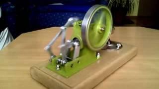 stirling engine lrhmann type silnik stirlinga lechman