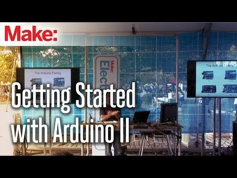 Getting Started with Arduino II