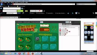 Awesome Tanks *cheat engine 6.1*